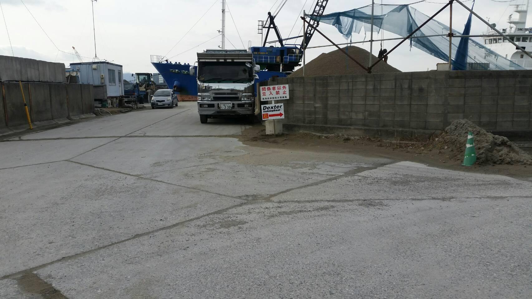 駐車場行き方2のイメージ